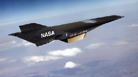 How Hypersonic Planes Work