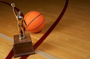 For some, the habit of practice can lead to the tradition of winning. See more pictures of basketball.