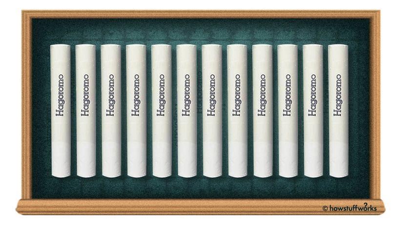 Hagoromo chalk