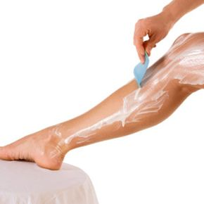 Getting Beautiful Skin Image Gallery Hair removal creams are an easy-to-use alternative to shaving or waxing, but are they safe for sensitive areas? See more pictures of ways to get beautiful skin.