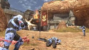 Multiplayer battles allow up to 16 people to compete in head-to-head action.