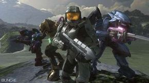 Master Chief and his allies must work together to fight Covenant forces.