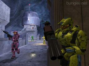 """Bungie is taking """"Halo 2"""" multiplayer to the world."""
