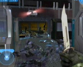 Halo 3 is the third chapter in the Halo Trilogy made for Xbox.