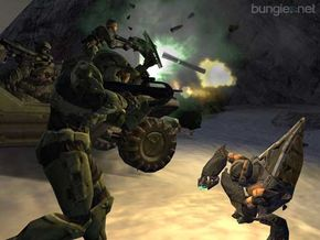 """""""In Halo 2, we have new tools for [the AI] to work together."""""""
