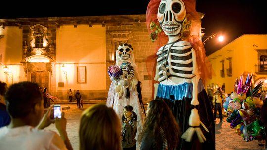Beyond Halloween: 8 Other Holidays Spirits Love