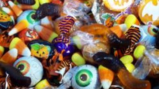 Halloween Candy Pictures