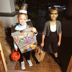 Like most indulgences, Halloween does come with some risks. See more Halloween pictures.