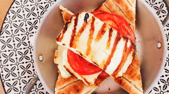 What Is Halloumi Cheese, and Why Is It Suddenly So Popular?
