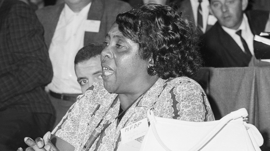 Fannie Lou Hamer: From Sharecropper to Civil and Voting Rights Icon