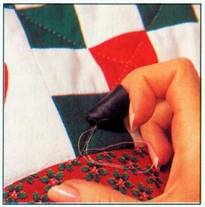 Hand quilting is a method of creating a classic quilt. Learn the technique of hand quilting technique in this helpful article, only at HowStuffWorks.