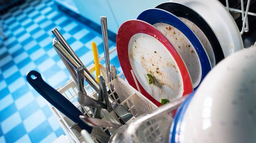 dishwasher vs. handwashing
