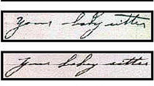 How Handwriting Analysis Works
