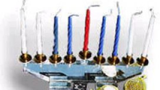 How Does the Hanukkah Menorah Work?