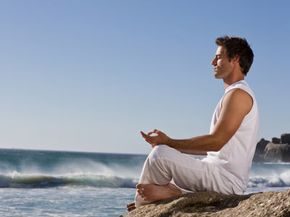 Just taking a few minutes to tune out the world can mean a huge difference in your stress level.
