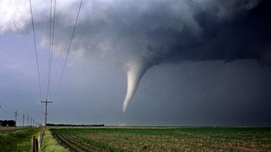 Can we harness energy from tornadoes and hurricanes?