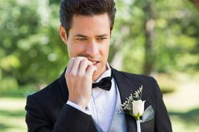 Pre-wedding jitters or just a bad habit? Either way, nail-biting made our list. See more in our nail biting image gallery.
