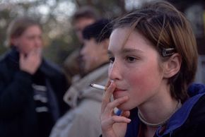 Teen smokers cite the terrible odor and the high costs of cigarettes as their main motivations for quitting.