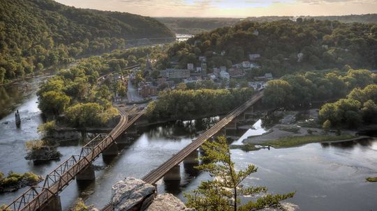 Harpers Ferry Has a Complex and Dizzying History