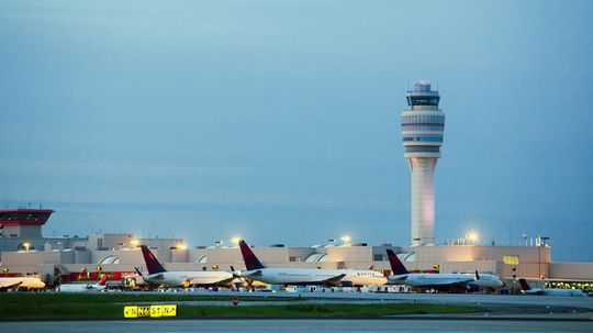 How Atlanta Became the World's Busiest Airport, Again