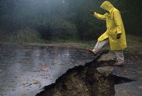 Have you ever experienced an earthquake?