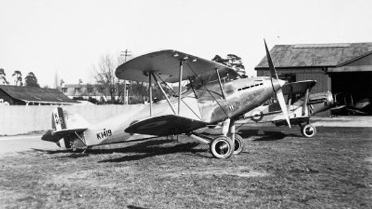 Hawker Hart