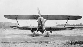 So appealing was the Hart that it was sold to Sweden, Estonia, Egypt, and elsewhere. It served the RAF in India until 1939.