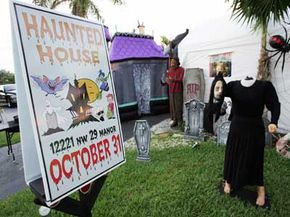 Halloween Image Gallery Halloween is big business in the United States. The holiday brought in more than $5 billion in related profits in 2007. See more Halloween pictures.
