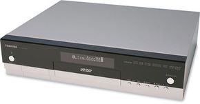 Full DVD compatibility is a feature in all HD-DVD players, like this Toshiba HD-A1 player. See more HDTV pictures.