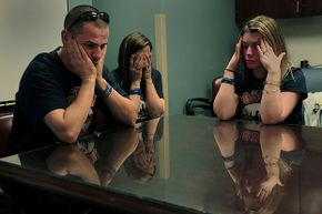 Family members of Boston Marathon bomb victim and subsequent amputee Marc Fucarile are devastated after Dr. Jeremy Goverman talks to them. Many U.S. families are doubly traumatized, first by a patient's illness and then by the enormous medical bills.