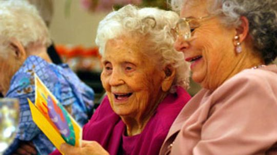 How to Be a Healthy Centenarian