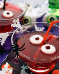 Punch up your punch with eyeballs, hands or brains -- made of ice, of course.