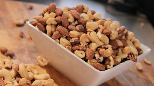 Going Nuts for Nuts Could Improve Your Health