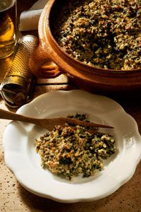 Millet-based dishes are a vital part of the African Heritage Diet.