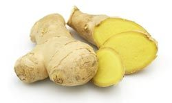 Fresh ginger makes this sauce come alive.