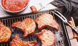 Many processed marinades are full of unhealthy ingredients, but you can create a palate-pleasing pork marinade that you won't have to feel guilty about using. See pictures of staying healthy.