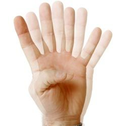 How many fingers do you see?  Dizziness is another heart attack sign that is often misread.