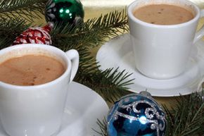 Care for some hot cocoa? It has more antioxidants than green tea or red wine.
