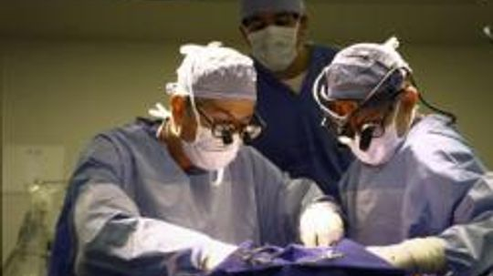 What is a heart bypass operation?