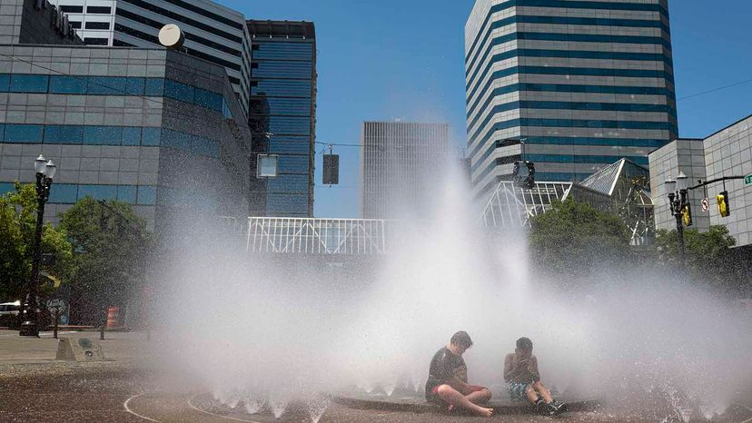 northwest heat wave