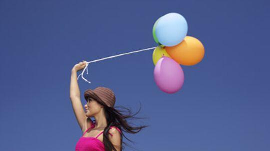 How Helium Balloons Work