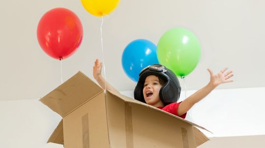 How Many Regular Helium Balloons Would It Take to Lift Someone?