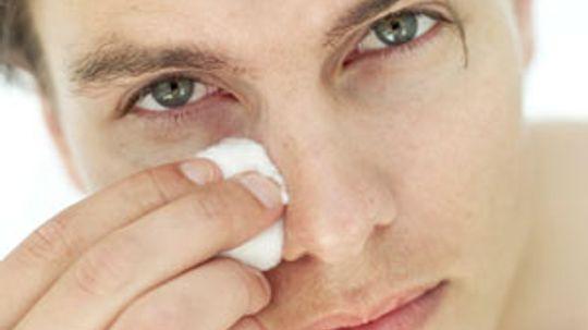 Can hemorrhoid cream reduce under-eye puffiness?