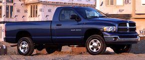 2003 Dodge Ram with 5.7-liter HEMI Magnum V-8