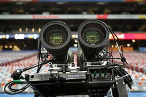 High frame rate 3-D cameras are being used to capture all the action at sporting events.