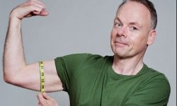 HGH can increase muscle tone and firm skin.