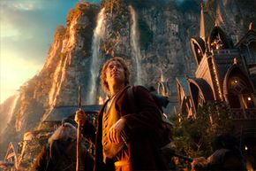 """Why do high frame rate movies like """"The Hobbit"""" look different? Our brains are simply accustomed to watching films with standard frame rates."""