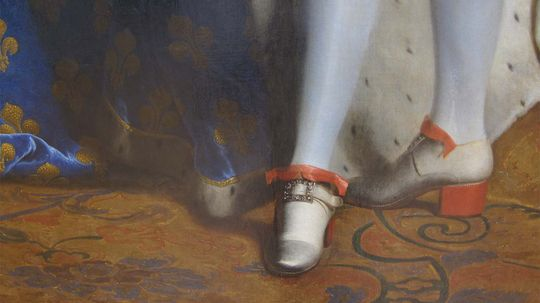 The Lowdown on High Heels: Men Wore Them First