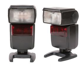 Flash units like this one provide very short bursts of light to capture fast-moving objects.