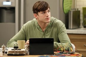 "Ashton Kutcher was already extremely successful before he joined the cast of the TV ratings gold mine ""Two and a Half Men."""
